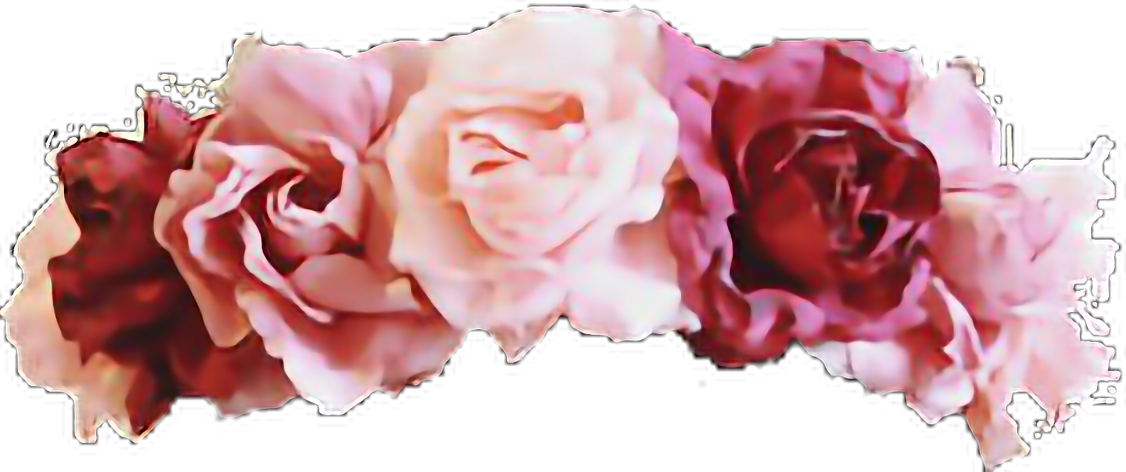 Flower crown overlays picsart digitalspacefo flower crown overlays picsart izmirmasajfo