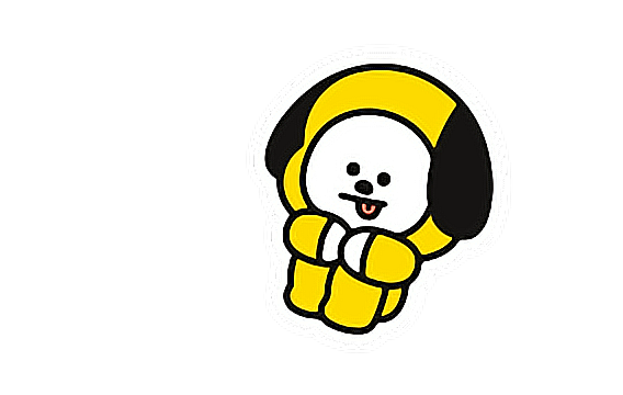 Bts Jimin Chimmy Bt21 방탄소년단 지민 Freetoedit