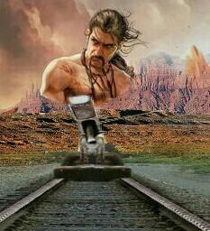 nature mountain railroadtrack