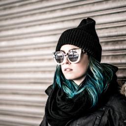 freetoedit human woman girl sunglasses