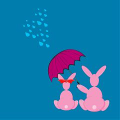 love two together rain care