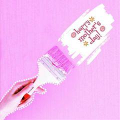 freetoedit paintbrush splatterart dottedoutline mothersday
