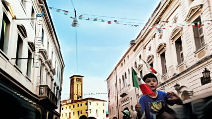 italy people architecture street lifestyle