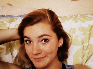 cute me tan blue freetoedit