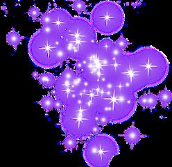 sparkle sparkler shimmer purple cute freetoedit