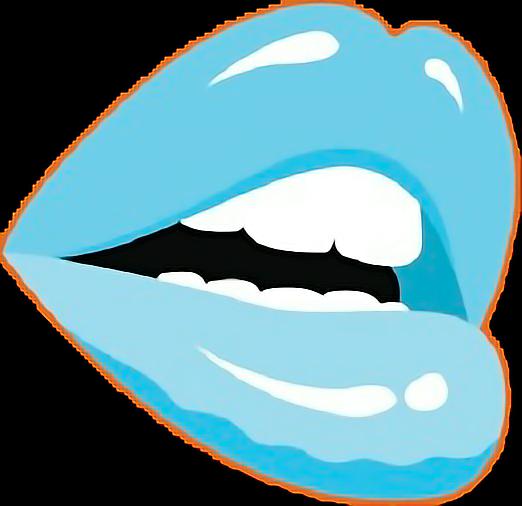 #ftestickers #lips#FreeToEdit