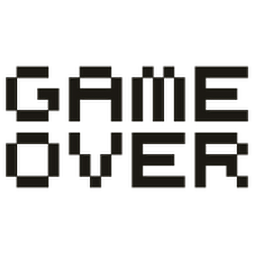 Gameover Pixel Quotes