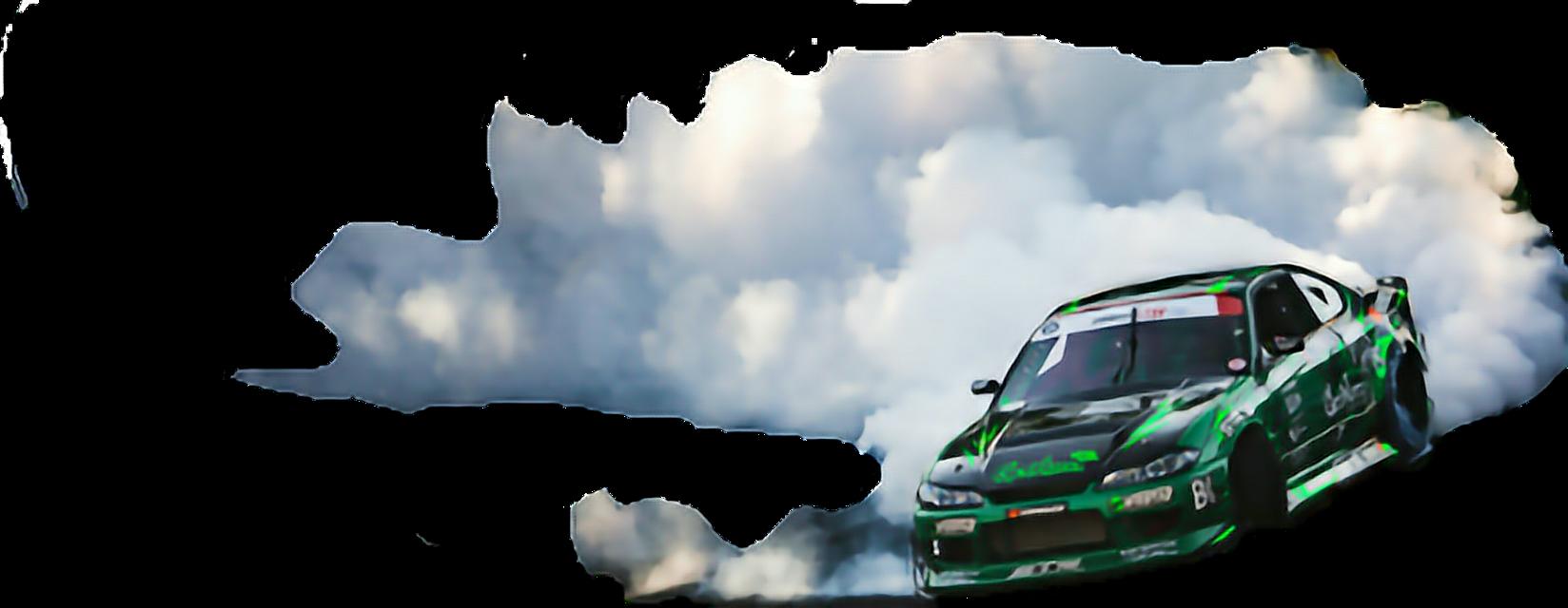 #drift #smoke