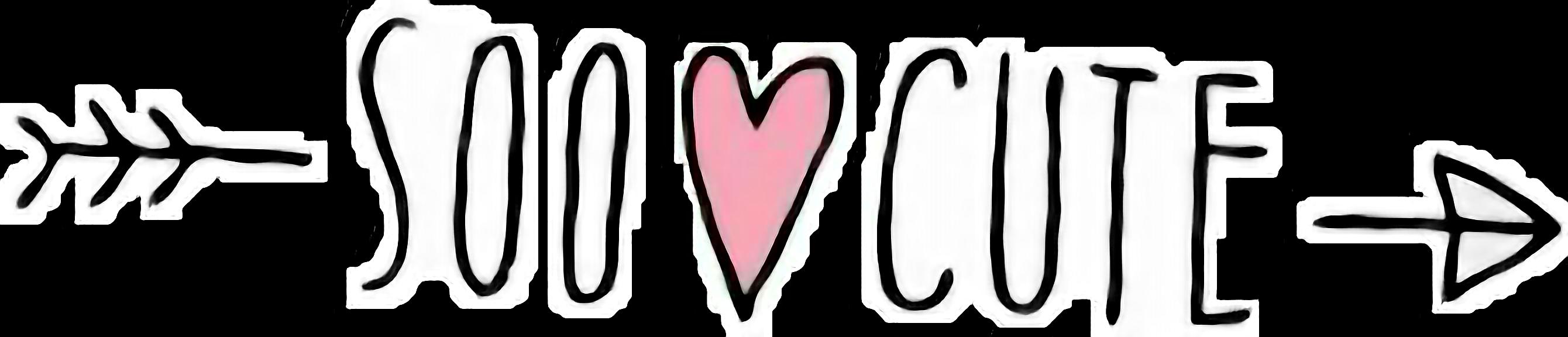 #words #cute #arrow #love