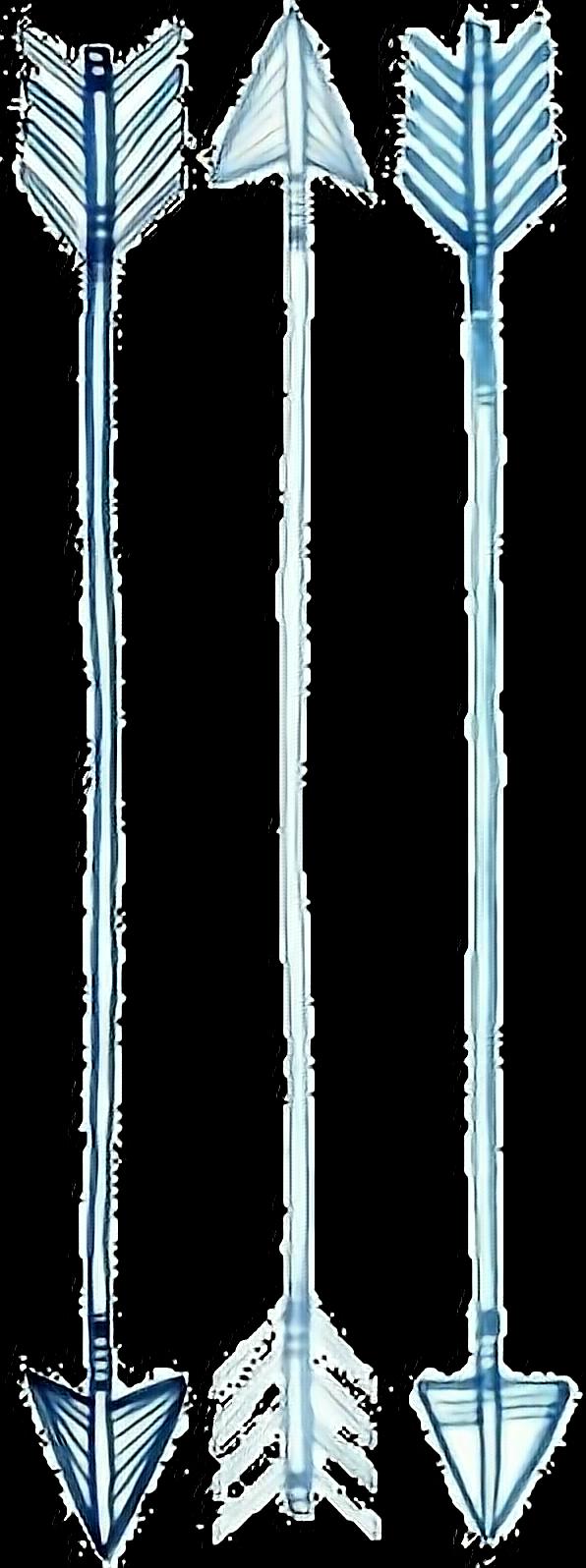 #blue #arrow #arrows #border #divider #tumblr #freetoedit