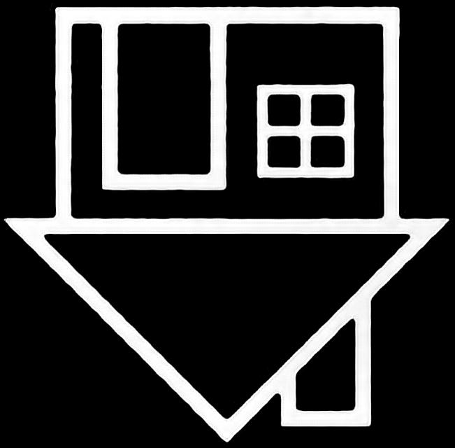 #theneighbourhood #thenbhd #sticker #house #logo #FreeToEdit