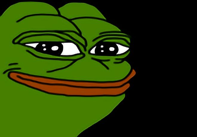 rana pepelarana pepe meme tumblr eyes ojos sapo verde