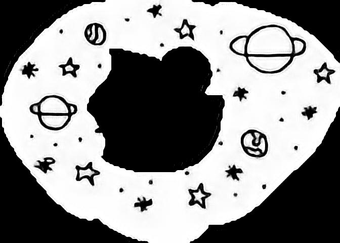 #overlayuniverse #universotumblrpng #universo #planetasestrellas #blancoynegro