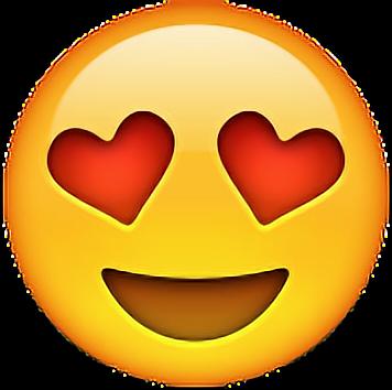 Emoji Iphone Love Amoureux Sticker By Lunaramon