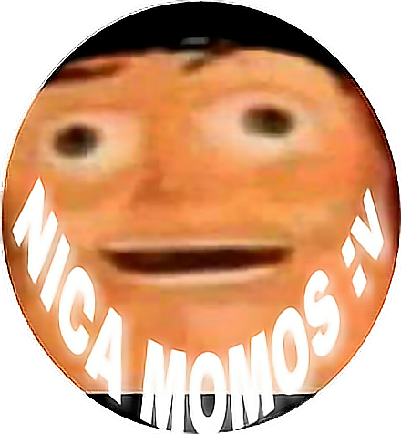 #NICA MOMLS :v