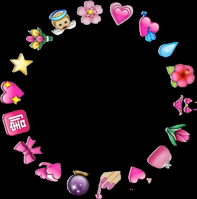 Circulo Rueda Emoji Emotions Emoticones Emoticons Bubbl