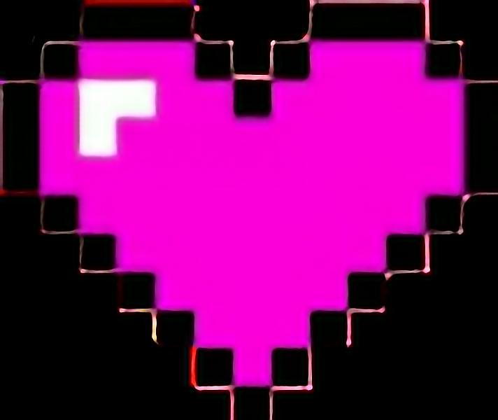 #corazones #corazon #heart #hearts #pixeles #minecraft #maincra