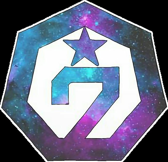 kpop got7 logo kpoplogo got7logo april clipart 2018 april clip art on pinterest