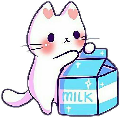 Cute Carton Cat
