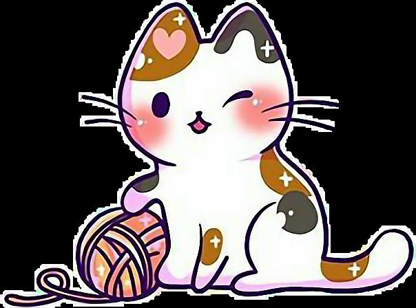 kawaii cute cat kitten kitten kittens cats catlove catl...