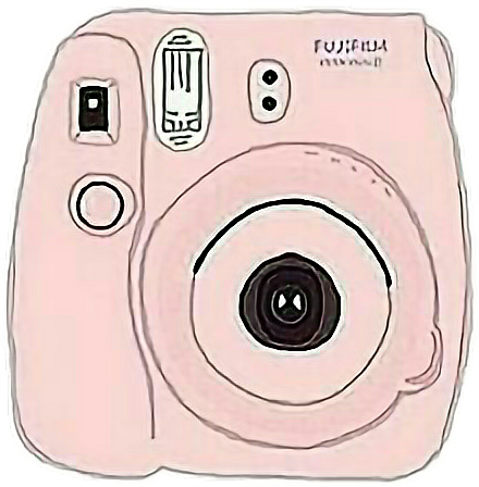 Stickers tumblr cute overlay camera pink girl wow