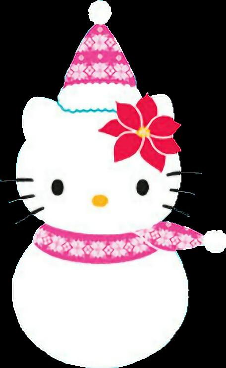#hello kitty #hellokitty #hellokittysticker #navidad #hellokittynavidad