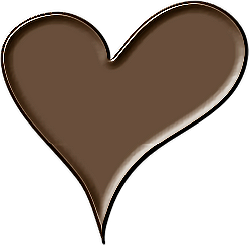 #chocolate #heart #freetoedit #freetoedit