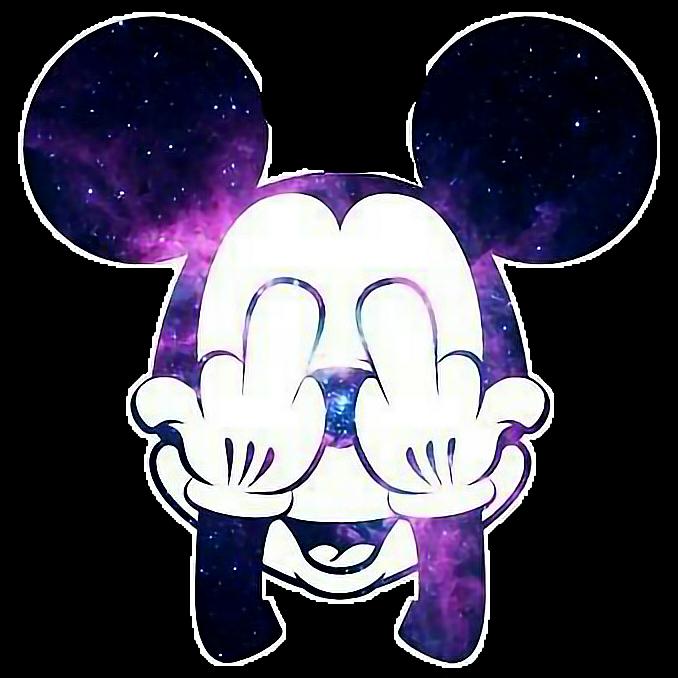 Mickey Fuckyou Mickeymouse Tumblr