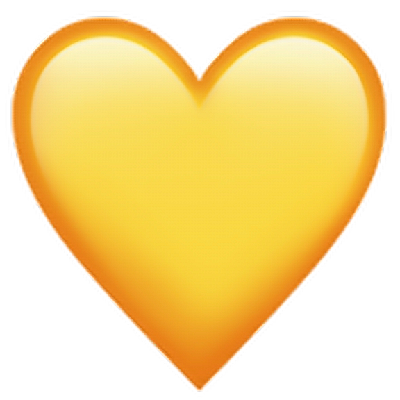 yellowheartemoji yellow heart emoji... Yellow Heart Emoji