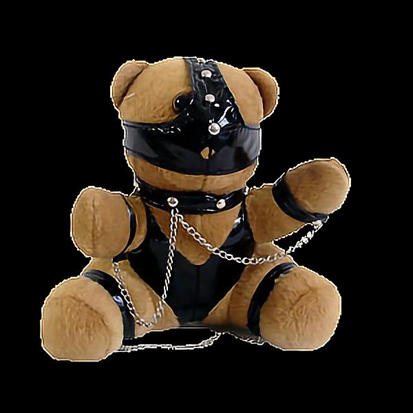 Bondage teddy bear photo 992